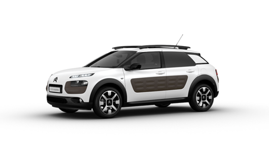 Citroen Cactus C4 5 places