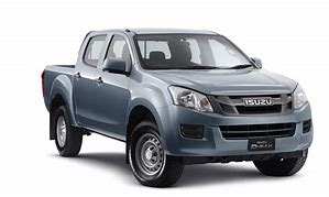 Isuzu Dmax 5 seats with truck