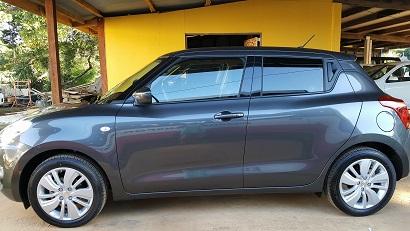 Suzuki Swift 4-5 seats manual or automatic gearbox